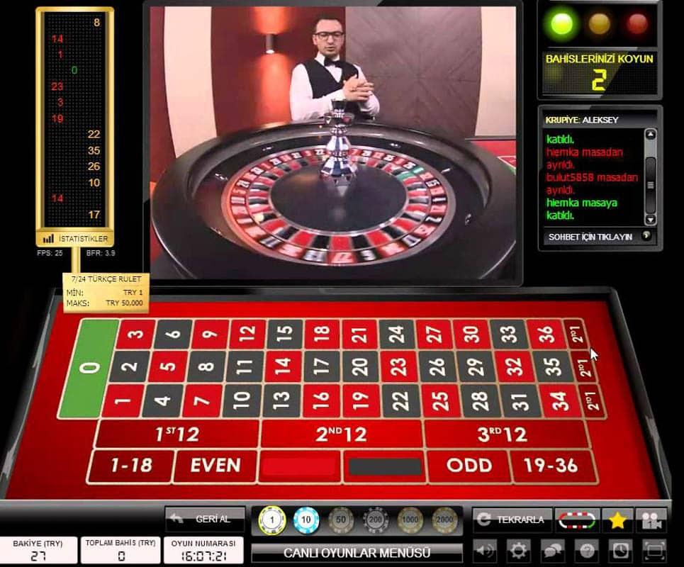 Betboo Canlı Casino Lobisi ve VIP Casino