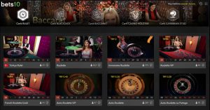 Bets10 Canlı Casino Sitesi İncelemesi – Güvenilir Canlı Casino