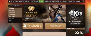 Canlı Poker Nedir? Online Poker Turnuvaları Nelerdir? Canlı Poker Oyna