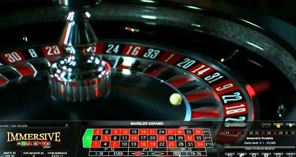 CasinoMaxi Canlı Casino