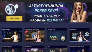 Yabancı Casino Siteleri – Mobil Yabancı Casino Sitesi